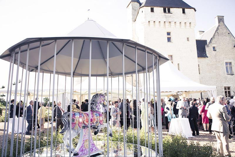 Fairy Tale Wedding in a Castle
